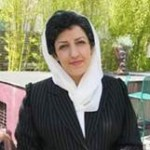 Narges Mohammadi (Quelle: PEN International)