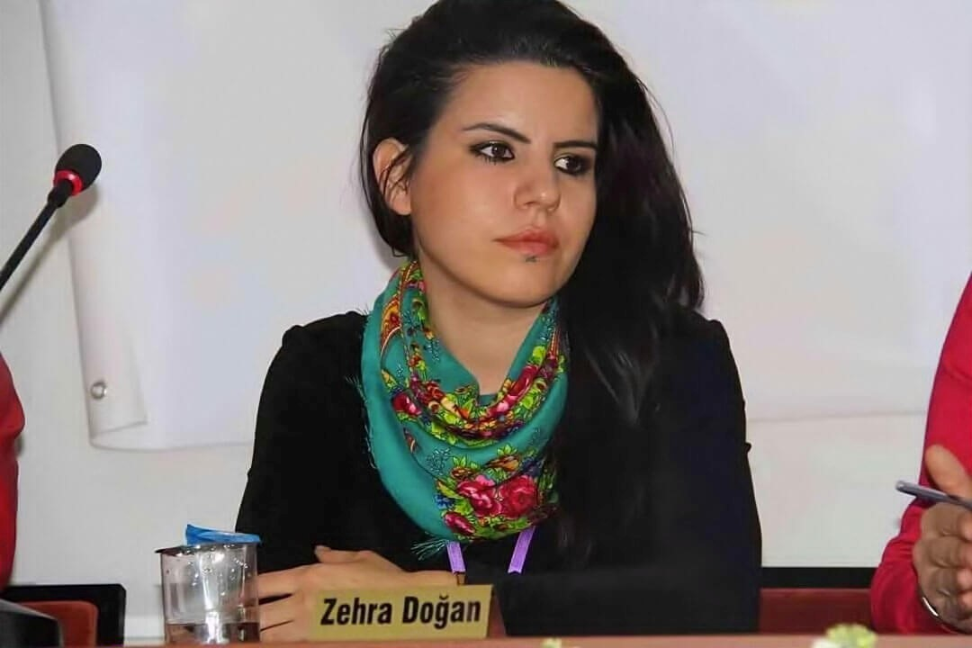 Zehra Doğan (Quelle: PEN International)